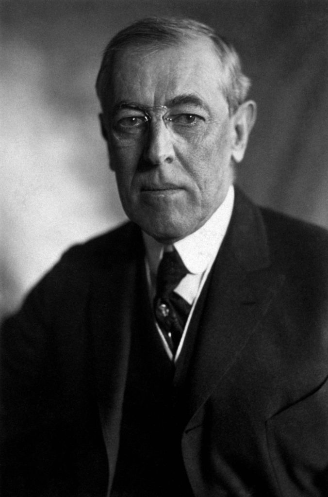 28th-president-thomas-woodrow-wilson-photograph-from-the-harris-ewing-collection-at-the-library-of-congress